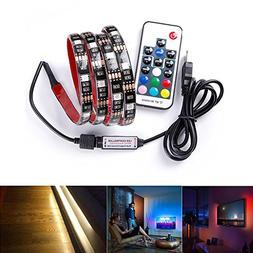 LED TV Backlight Bias Lighting Kit, Sniosa 5V USB Powered Ac