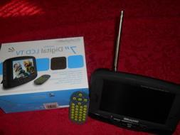 "SM DIGITAL LCD TV PORTABLE 7"" SMD-1150"