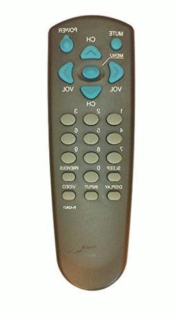 Daewoo Tv Remote Control R-43a01 Original Manufacturer Remot