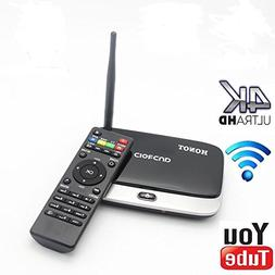 HONOT TV BOX Streaming Media Player Andriod 4.4 Quad Core 2G