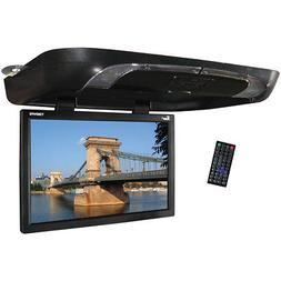Tview T20DVFD-BK 20-Inch Flip Down Monitor with Built in DVD