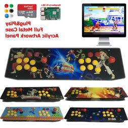 Two Player TableTop Arcade Retro Game Console Raspberry Pi 3