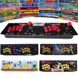 Two Player TableTop Retro Arcade Game Console Raspberry PI 4