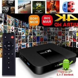 TX3 Mini Android 7.1 4K HD TV Box S905W 2GB 16GB 2.4GHz WiFi