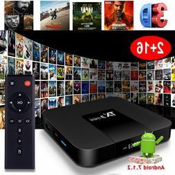 TX3 Mini S905W 2GB 16GB 2.4GHz WiFi Media Player Android 7.1