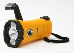 Wind 'N Go Ultra Bright 1-Watt Led Waterproof Flashlight