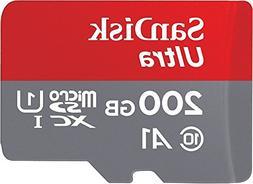Ultra 200 GB microSD Extended Capacity