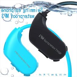 Underwater MP3 Player IPX8 waterproof Swimming Music Player