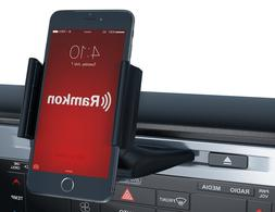Universal Car CD Slot Grip Phone Mount Holder - Smartphone,