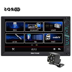 7 Inch Universal Double Din in Dash Car Stereo Car MP5 Playe