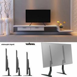 Universal Table Top TV Stand Base VESA P