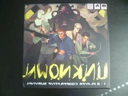 UNKNOWN Co-operative 1-6 Player Survival Board Game