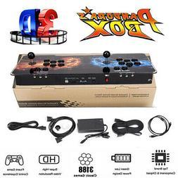 Upgraded 3D Pandora Box 12s Games 3188 in 1 Retro Arcade Con