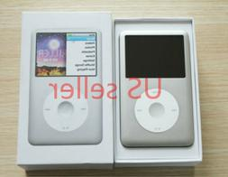 USA seller NEW Apple iPod Classic 160GB Silver 7th Generatio