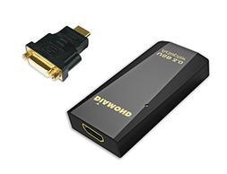 Diamond Multimedia USB 3.0 to DVI / HDMI Video Graphics Adap