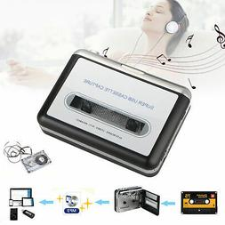 USB Cassette Tape to PC MP3 CD Digital File Converter Captur