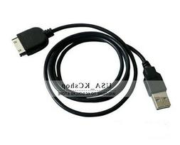 New USB Data Charging Charger Cable for Sansa Fuze C200 E200