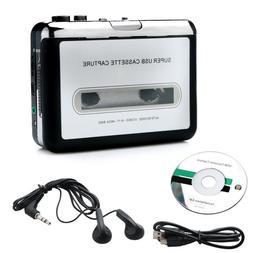 USB <font><b>Cassette</b></font> <font><b>Player</b></font>