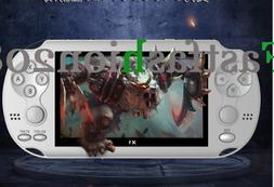 USUS MP3 Player Camera X9 5.0 inch 8G, 32bit Handheld Retro