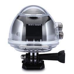 Excelvan V1 Waterproof WIFI 3K 30FPS 16MP Sport Action Camer