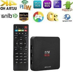 V11 Smart TV Box Android 6.0 Quad Core 2GB/8GB RK3229 Wifi 4