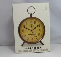 Crosley Vintage Finial Alarm, Bronze 33301