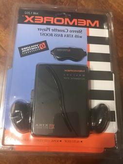 Vintage Memorex MR1202 AM/FM/Cassette Player - New