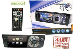 "SOUNDSTREAM VR345B 3.4"" CD DVD BLUETOOTH MP3 USB SD 208W AMP"