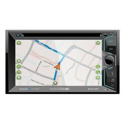"SOUNDSTREAM VRN-624B PRO 6.2"" TV CD DVD GPS USB NAVIGATION B"