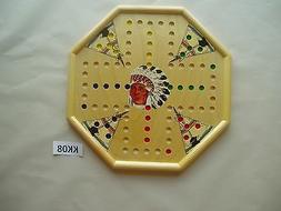 WAHOO WA HOO BOARD GAME  15 x 15 inch.  4 player with images