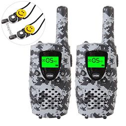 E-wor Walkie Talkies For Kids,22 Channels FRS/GMRS UHF Kids