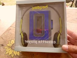 Walkman Portable Cassette Player HEYDAY  BLUE Cassette Playe