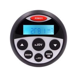 Waterproof Stereo ATV UTV MP3 Player Marine Boat FM AM Radio