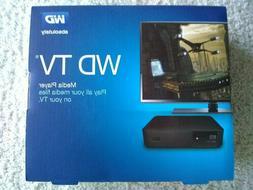 Western Digital WD TV Media Player - Model WDBYMN0000NBK-HES