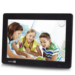 Arzopa 12 inch WideScreen Digital Photo & HD Video 1080p Fra