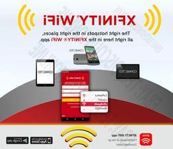 Xfinity WiFi Hotspot Internet Access 1 Y