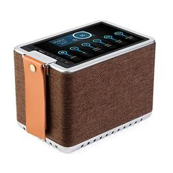 "Sonicgrace WiFi Internet Radio Bluetooth Speaker with 8"" Hig"