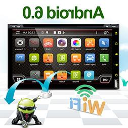 """Best Wifi Model Android 6.0 Quad-Core 6.95"""" Full touch-scree"""