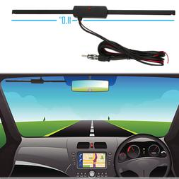windshield car am fm radio antenna signal