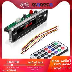 Wireless Bluetooth 5V 12V MP3 Decoder Board MP3 Audio <font>