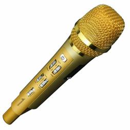 wireless karaoke vocal microphone w bluetooth