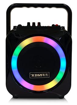 Fisher Wireless Sports Stereo System, 6inch Subwoofer Speake
