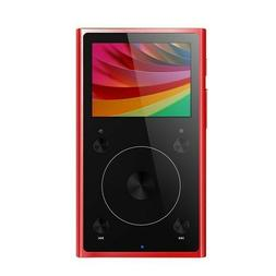 Fiio X1 2ND Generation Portable Music Player Red