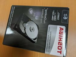 Toshiba X300 Desktop Internal Hard Drive - 6TB