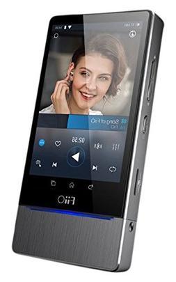 FiiO X7 32GB Hi-Res Lossless Music Player, Titanium