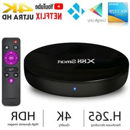 X88 Smart 4GB 32GB Bluetooth Android 9.0 TV Box K18.0 Smart