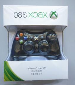 Microsoft Xbox 360 Wireless Controller Remote Black/white -B