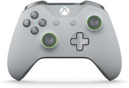 Xbox Wireless Controller - Grey/Green NEW