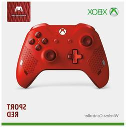 Microsoft Xbox Wireless Controller - Sport Red Special Editi