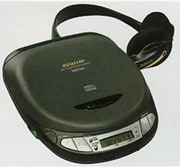 Aiwa XP-200 Portable Disc Player